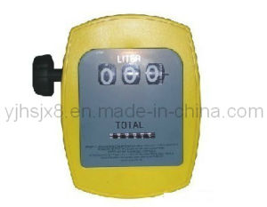 Digital Mechanical Diesel Fuel Flow Meter