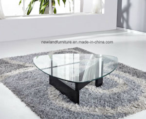 Living Room Glass Coffee Table (TB-S169) pictures & photos