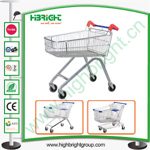 New Design Luxury Store Shopping Trolley Cart pictures & photos