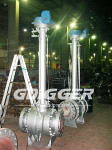 Long Term Ball Valve for ISO Certificate (DG006BV26)
