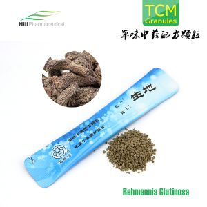 Rehmannia Glutinosa Granules pictures & photos