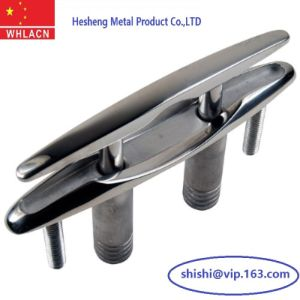 Cast 316 Grade Stainless Steel Casting Fender Cleats pictures & photos