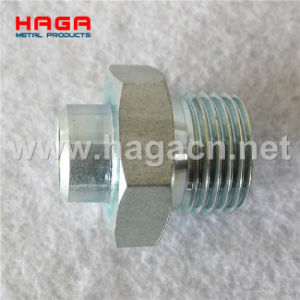 Hydraulic Straight Metric Light or Heavy Series Adapter pictures & photos
