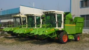 4yz-3c Mini Corn Combine Harvester Popular at Home and Abroad