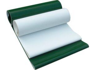 Light Weight PVC Conveyor Belt/ PU Conveyor Belt for Food Industry Cmax-Sel pictures & photos