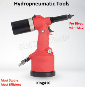 Hydraulic Air Riveter Riveting Tools M3 - M12 pictures & photos