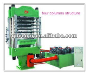 Full Automatic Slipper Making Machinery/EVA Press Equipment pictures & photos