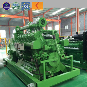 Ce Approved Biogas Methane Gas Natural Gas Generator Set (10kw-1000kw) pictures & photos