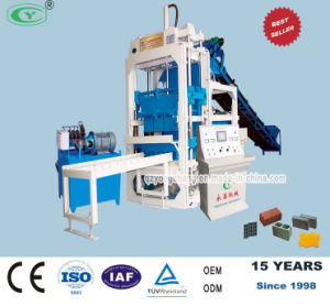 Price Automatic Concrete Block Machine in Quanzhou (QT6-15B)