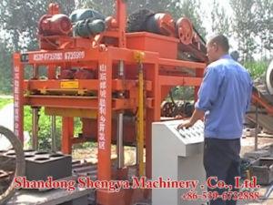 Qtj4-26c Concrete Cement Block Brick Making Machine Price pictures & photos