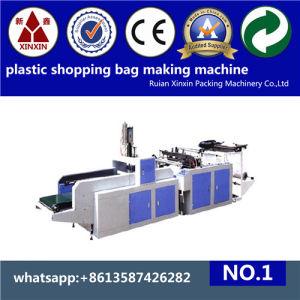 Plastic PE Super Market Bag Making Machine pictures & photos