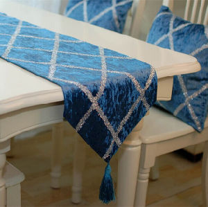 Hand-Made Table Runner Decorative Table Flag (BTR-01) pictures & photos