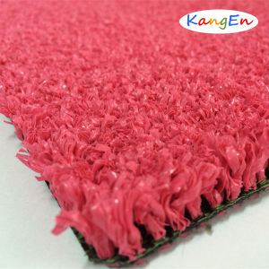 Pink Hockey Grass for International Field pictures & photos