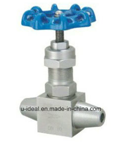Butt Welded High Temperature and Pressure Needle Valve-High Temperature and Pressure Needle Valve-Plug Valve pictures & photos