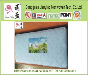 Baby Mattress Pads of Cotton Fabric, Customized Sizes and Colors Are Accepted