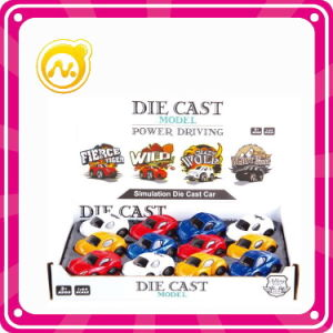 1: 32 Cartoon Pull Back Die Cast Car Alloy Toys pictures & photos