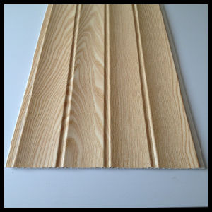 Newest 250*8mm Three Grooves Lamianted PVC Wall Panel (HN-2513) pictures & photos