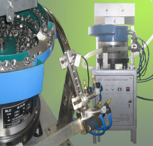automatic nut feeder machine