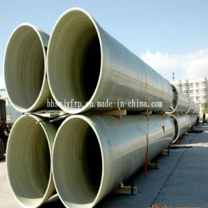 FRP Fiberglass Tube/FRP Pipe Dn 500 pictures & photos