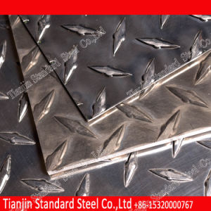 Aluminum Diamond Tread Plate (1050 1060 3003 5052) pictures & photos