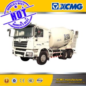 XCMG Sinotruk HOWO 10 Cubic Meters Concrete Mixer Truck G10zz pictures & photos