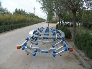 Webble Roller Boat Trailer with Brake Tr0230 pictures & photos