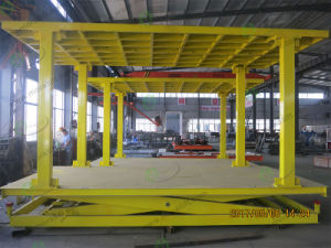 Hydraulic Scissor Auto Lift for Basement Parking pictures & photos