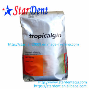 Original Zhermack Tropicalgin Alginate Impression Material 453G pictures & photos