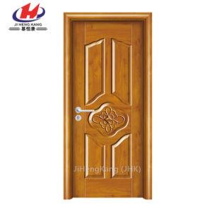 Apartment Internal Composite Wooden Melamine Door (JHK-MD09) pictures & photos