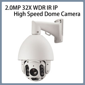 2.0MP 32X Zooming IP IR Waterproof Network PTZ Dome Camera pictures & photos