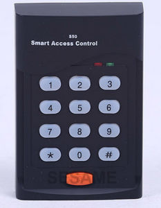 Chinese Factory High Quality Black Stand Alone Access Controller (S50B-WG (ID)) pictures & photos