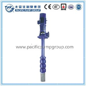Factory Supply Long Shaft Vertical Turbine Boosting Pump pictures & photos