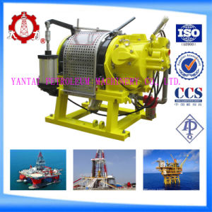 Disc Brake Lifting Equipment Air Winch for Offshore Marine Applications (JQHS50*12-DS) pictures & photos