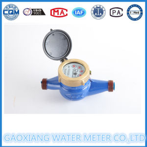 Multi Jet Cast Iron Dry Type Water Meter 1/2′′ Inch pictures & photos
