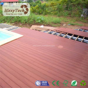 Cheap Price Waterproof WPC Ipe Wood Decking for Swimming Pool pictures & photos