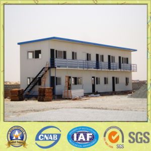 Sandwich Panel Low Cost Prefabricated House pictures & photos