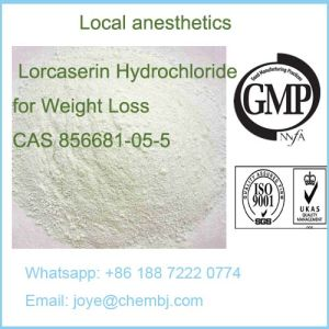 Pharmaceutical Material Lorcaserin Hydrochloride for Weight Loss CAS856681-05-5 pictures & photos