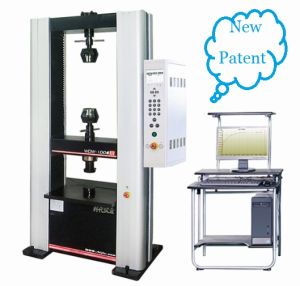 Double test space Electronic Universal Testing Machine TIME WDW-200E pictures & photos