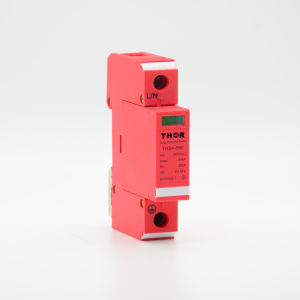 Lightning Arrester Surge Protector Circuit Breaker for CE pictures & photos