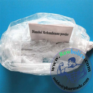 Semi-Finished Injectable Anabolic Steroid Dianabol 50mg/Ml pictures & photos