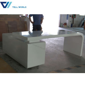Folding Office Desk Set Marble Home Office Desk Design pictures & photos