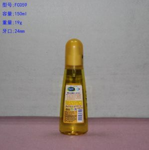 150ml Plastic Pet Bottle with Pump Cap pictures & photos