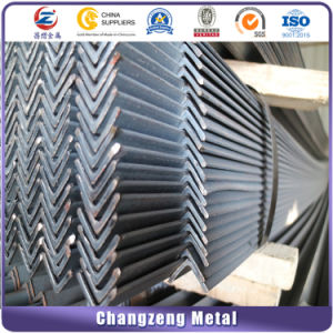 Q235 Ss400 A36 S235jr Mild Steel Angle Steel (CZ-A18) pictures & photos