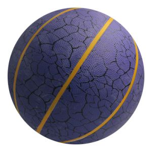 Street Rubber Basketball in Size 7 pictures & photos