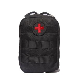 Custom Portable Travel Camping Outdoor Profession Small Emergency Medical Waist Bag pictures & photos