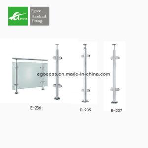 Foshan Factory Stainless Steel Tubular Handrail Railing Balustrade pictures & photos