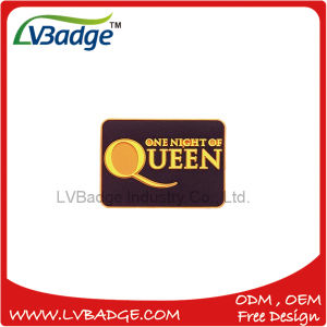 Customized High Quality Design PVC Lapel Pin pictures & photos