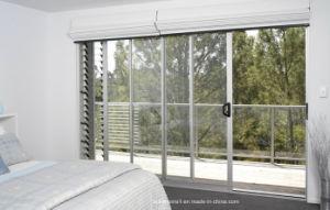 Laminted Glass Patio Aluminium Sliding Doors with Australian Standards pictures & photos