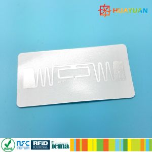 Apparel Hang Tags HY-H61 RFID MONZA R6 UHF Label Sticker pictures & photos