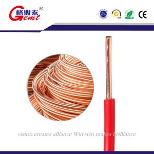 Electrical Copper Conductor Single Core BV Wire and Cable pictures & photos